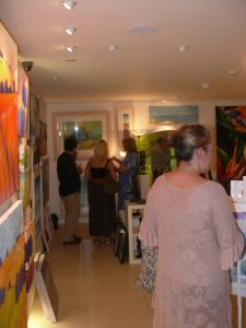 Bramley opening party 9