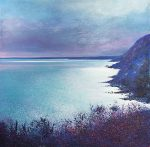 John Connolly From Pendennis Point cornish painting for sale
