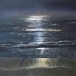 Blue Light Howard Birchmore unframed